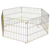 Купить Вольер для собак металлический складной, оцинкованный, 6 секций 60х45 см