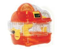 KREDO Клетка М-01 для хомяков со счетчиком