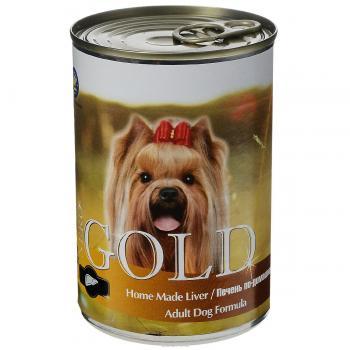 """Nero Gold Неро Голд консервы для собак """"Печень по-домашнему"""""""