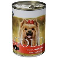 Nero Gold Неро Голд консервы для собак Свежая Оленина
