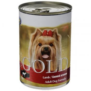 Nero Gold Неро Голд консервы для собак Ягненок