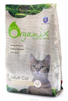 Organix Органик Натуральный Сухой Корм для взрослых кошек с курочкой