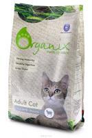 Organix Органик Гипоаллергенный Сухой Корм для взрослых кошек с ягненком