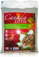 """Canada Litter Канадский комкующийся наполнитель """"Запах на замке"""" с ароматом детской присыпки"""