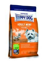 Happy dog Сухой корм Для взрослых собак малых пород до10кг (Supreme Adult Mini)
