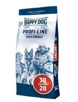 Happy dog Сухой корм Для энергичных собак Профи Энергия 30/20