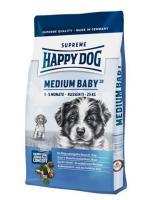 Happy dog Сухой корм Для щенков средних пород до 5мес. (Supreme Medium Baby 28)