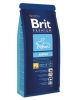Brit Сухие корма для щенков Premium с 4недель (Puppies) 132341