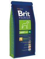 Brit Сухой корм Premium Для собак гигантских пород (45-90кг): 30мес.- 5лет (Adult XL) 132367