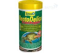 TETRA REPTODELICA GRASSHOPPERS Тетра Рептоделика Корм для водных черепах (Кузнечики)