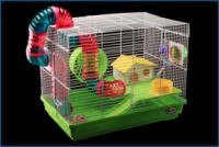KREDO Клетка 513B для мелких грызунов