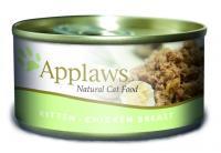 Applaws консервы для котят с курицей, Kitten chicken