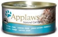 Applaws консервы для котят с тунцом, Kitten Tuna