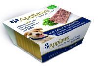 Applaws Эплоус паштет для собак с лососем и овощами, Dog Pate with Salmon & vegetables