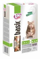 LoLo Pets Hamster Food Complete  Полнорационный корм для хомяков
