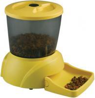 FEED-EX PF-3 Автоматическая программируемая кормушка для кошек и мелких пород собак с ЖК дисплеем для сухого корма