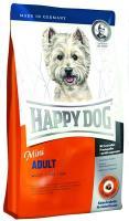 Happy dog Сухой корм для взрослых собак малых пород до 10 кг, Supreme Adult Mini