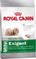 Royal Canin Mini Exigent Сухой Корм для Собак Привередливых в Питании