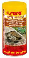 SERA Корм для плотоядных рептилий Раффи Минерал