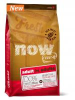 Now Natural Нау Беззерновой Сухой корм для взрослых собак со свежим мясом ягненка и оленины,