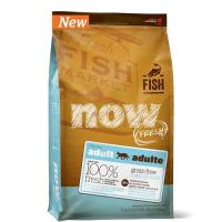 Now Natural Нау Беззерновой сухой корм для взрослых кошек с форелью и лососем для чувствительного пищеварения
