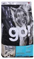 Go Natural Гоу Натурал Беззерновой Сухой корм для собак всех возрастов - 4 вида мяса: Индейка, Курица, Лосось, Утка