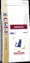 Royal Canin Hepatic HF26 Сухой корм для кошек при болезнях печени