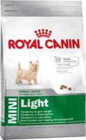 Royal Canin Mini Light Сухой корм для собак мелких пород склонных к избыточному весу