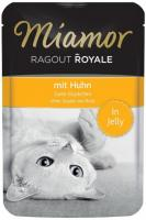 MIAMOR Ragout Royale Adult Cat Huhn in Jelly Миамор Влажный корм для взрослых кошек рагу в Желе Курица