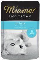 MIAMOR Ragout Royale Adult Cat Lachs in Jelly Миамор Влажный корм для взрослых кошек тунец