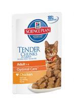 Hill?s™ Science Plan™ Adult Chicken Влажный корм Для взрослых кошек c курицей