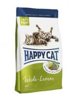 Happy Cat Сухой корм Для кошек с ягненком (Adult mit Weide-Lamm)