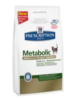 Hill's Prescription Diet™ Cухой корм для улучшения метаболизма (коррекции веса) у кошек