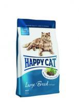 Happy Cat Сухой корм Для крупных кошек с курицей, кроликом, ягненком (Adult X-Large)