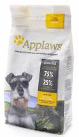 """Applaws Сухой беззерновой корм для пожилых собак """"Курица/Овощи"""", Dry Dog Chicken Senior"""