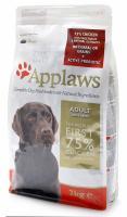 "Applaws Сухой беззерновой корм для собак крупных пород ""Курица/Овощи"", Dry Dog Chicken Large Breed Adult"