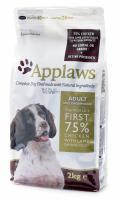 """Applaws Сухой беззерновой корм для собак малых и средних пород """"Курица и ягненок/Овощи"""", Dry Dog Lamb Small & Medium Breed Adult"""