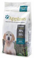 "Applaws Сухой беззерновой корм для щенков мелких и средних пород ""Курица/Овощи"", Dry Dog Chicken Small & Medium Breed Puppy"