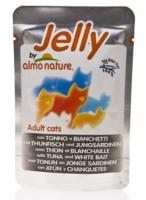 Almo Nature Алмо Нечерал Паучи Тунец и Камбала в Желе для кошек (Jelly Cat Tuna&Sole)