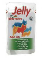 Almo Nature Алмо Нечерал Паучи Тунец в Желе для кошек (Jelly Cat Tuna)