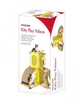"Kitty City Игровой комплекс для кошек: Версаль. ""Kitty Play Palace"" (sp0364)"