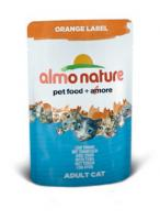 Almo Nature Алмо Нечерал Паучи для Кошек с Тунцом (Orange Label Cat Tuna)