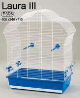 INTER-ZOO Клетка для мелких и средних птиц LAURA III