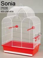 INTER-ZOO Клетка для мелких и средних птиц SONIA