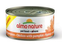 Almo Nature Алмо Нечерал Корм влажный Консервы для Кошек с Курицей и Тыквой (Classic Adult Cat Chicken&Pumpkin) 9034