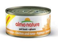 Almo Nature Алмо Нечерал Консервы для Кошек с Курицей и Тунцом (Classic Adult Cat Chicken&Tuna) 9025