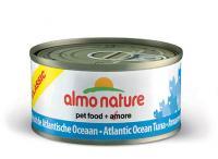 Almo Nature Алмо Нечерал Корм влажный Консервы для Кошек с Атлантическим Тунцом (Classic Adult Cat Atlantic Tuna)