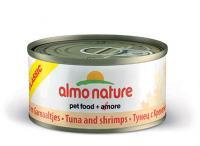 Almo Nature Алмо Нечерал Корм влажный Консервы для Кошек с Тунцом и Креветками (Classic Adult Cat Tuna&Shrimps)