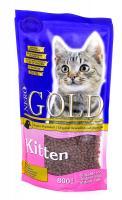 Nero Gold Kitten Неро Голд Сухой корм  для котят, курица