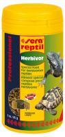 Sera Reptil Professional Herbivor Корм для растительноядных рептилий Репти Хербивор